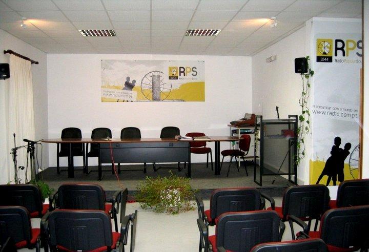 Auditório/Estúdio