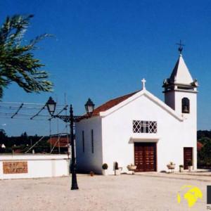 Casal Do Redinho – Capela De São Pedro Vista De Fora