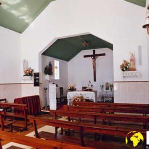 Casal Do Redinho – Capela De São Pedro Vista De Dentro
