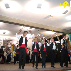 Grupo De Pauliteiros