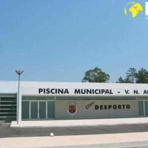Piscina Municipal – Vista De Fora
