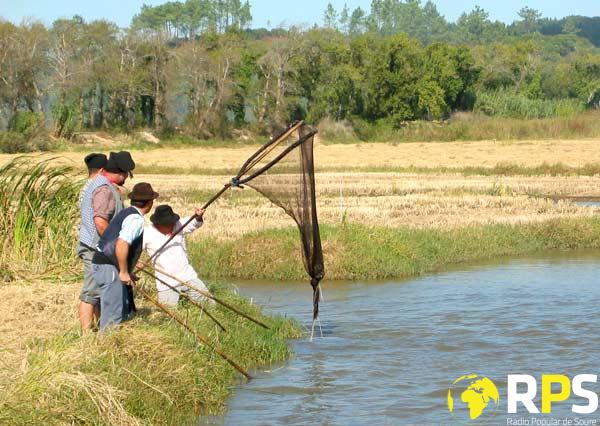 Tradição Da Pesca