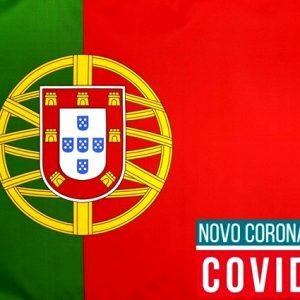 PORTUGAL REGISTA 599 MORTOS POR COVID-19