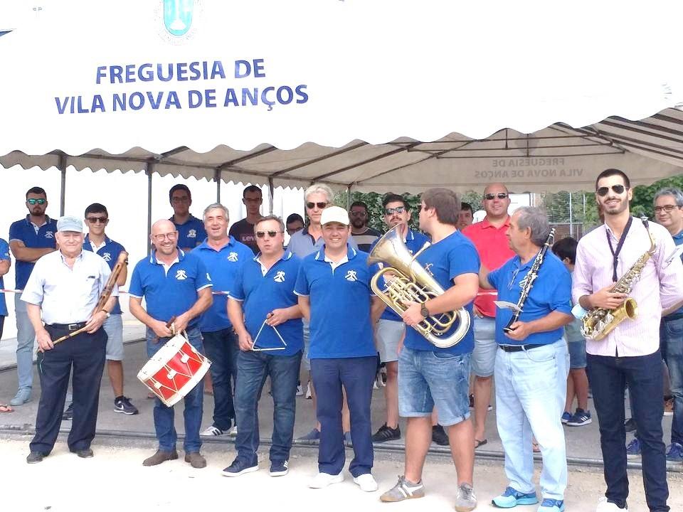 Grupo De Pauliteiros De V.N. Anços Festejou 85 Anos De Forma Simbólica