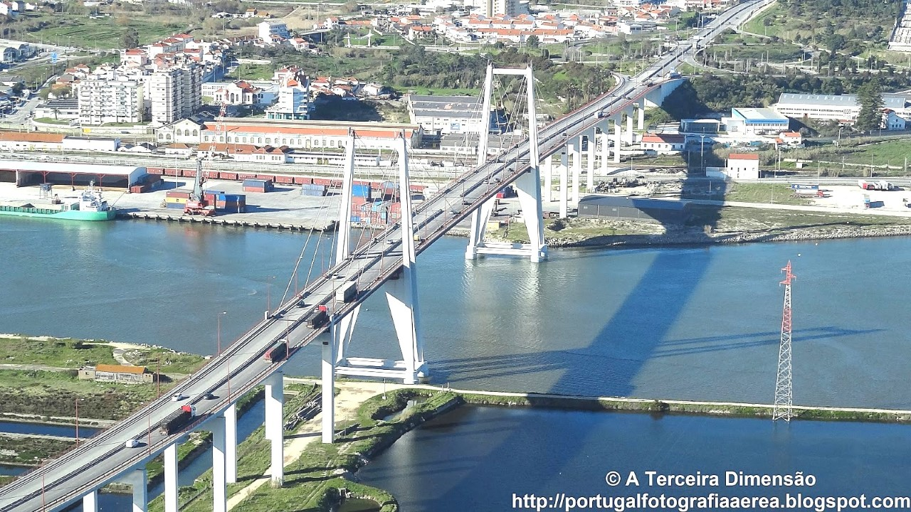 Thumbnail Figueira Da Foz 11 – Ponte Edgar Cardoso