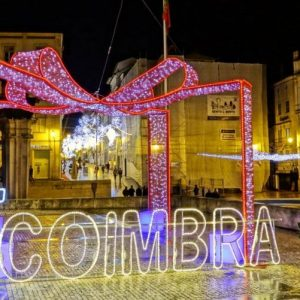 Coimbra Sem Programação De Natal Mas Reforça Iluminação Em Mais 9 Locais A Cidade