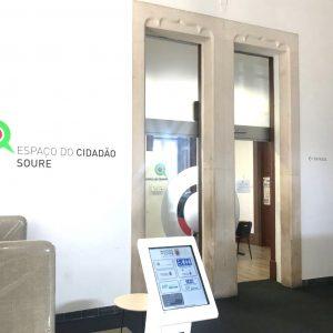 Câmara De Soure Relembra Que O 'Espaço Do Cidadão' Funciona Nos Paços Do Concelho E Disponibiliza Muitos Serviços Públicos