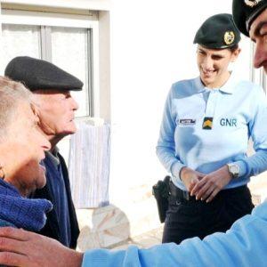 GNR Sinalizou No Distrito De Coimbra 1.334 Idosos Em Situação De Isolamento