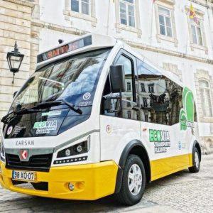 Autocarros Elétricos Vão Transportar Automobilistas Da Periferia De Coimbra Para O Centro Da Cidade