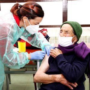 Projeto Em Condeixa Vai às Povoações Vacinar Idosos Contra A Gripe