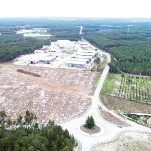 Zona Industrial Da Guia Vai Ser Expandida Num Investimento De 2,5 Milhões De Euros