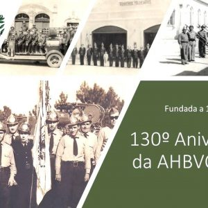 Bombeiros De Soure Completaram 130 Anos, Sem As Habituais Celebrações Devido à Pandemia Covid-19