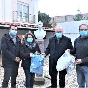 Câmara De Soure Volta A Distribuir Material De Proteção às Instituições Particulares De Solidariedade Social
