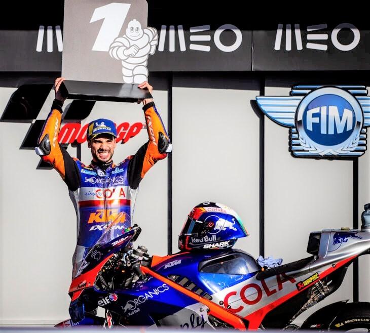 Miguel Oliveira Venceu GP De Portugal De MotoGP E Ficou Em 9º Lugar Do Campeonato