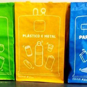 'Uma Tonelada De Oportunidades' Sensibilizou Para A Reciclagem De Resíduos