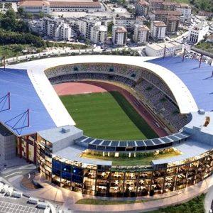 Estádio De Leiria Vai Acolher Investimento Na área Das Novas Tecnologias E Centro De Artes Criativas