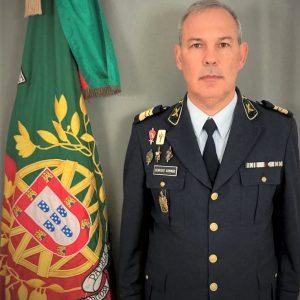 Comando Territorial De Coimbra Da GNR Tem Novo Comandante