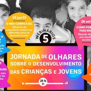 Pombal Promove Ciclo De Webinários Sobre O Bem-estar Das Crianças E Jovens
