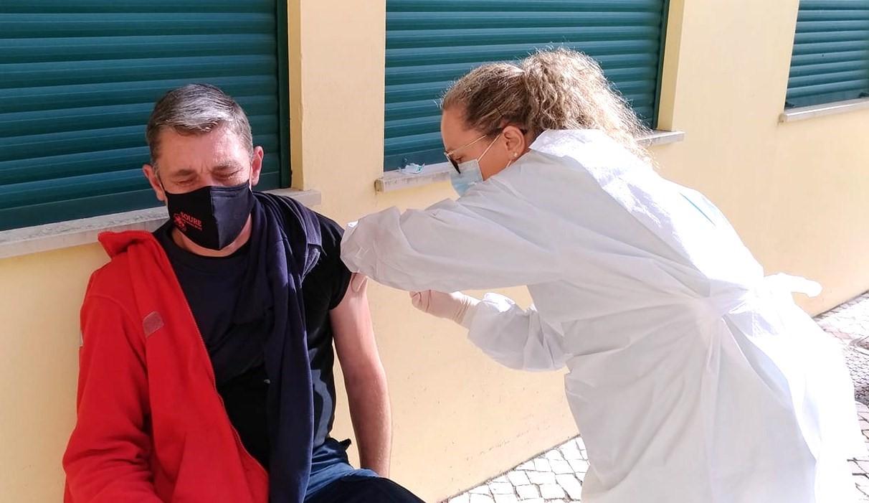 945 Bombeiros Vacinados Contra A Covid-19 No Distrito De Coimbra