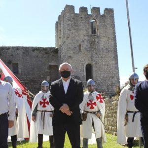 893 Anos Da Doação Do Castelo De Soure Aos Templários Assinalados Com Cerimónia Simbólica