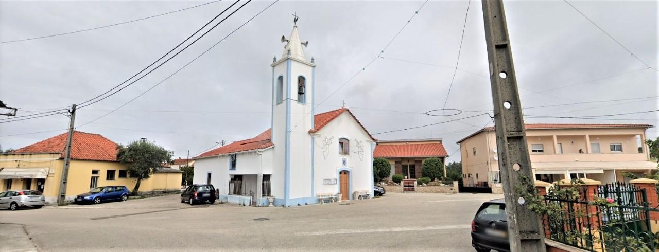Câmara Requalifica Centro Da Povoação Da Machada Para Melhorar A Segurança Rodoviária