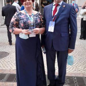Fernanda Lourenço Premiada Na XX Convenção Da Remax Portugal