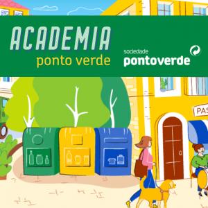 Escola Martinho Árias De Soure Vencedora Do Distrito De Coimbra Do Concurso 'Academia Ponto Verde