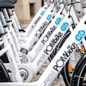 """Projeto """"PomBike"""" Vai Disponibilizar 35 Bicicletas Para Uso Partilhado Em Pombal"""