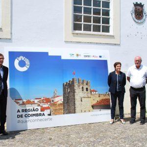 Apresentado Em Soure – Guia De 430 Locais De Visita Gratuita Em 19 Concelhos Da Região De Coimbra