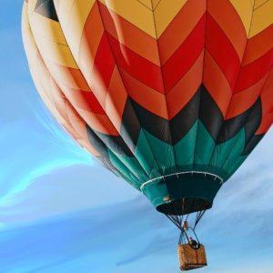 Balão De Ar Quente Na Figueira Da Foz Promete Experiência única E Memorável às Pessoas