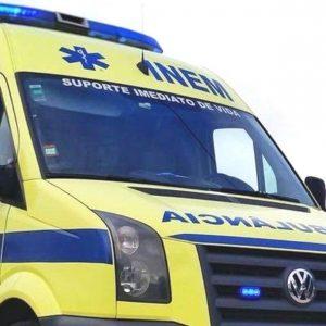 Motociclista Sofreu Ferimentos Em Acidente Ocorrido Na EN-342 Na Zona Da Camparca