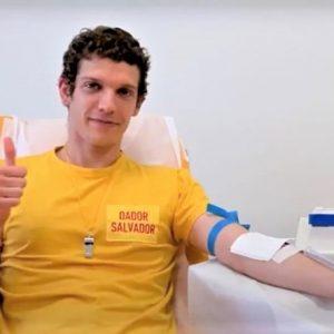 Coimbra Distinguiu Dadores De Sangue E Lançou Campanha 'Neste Verão, Seja Um Dador Salvador'