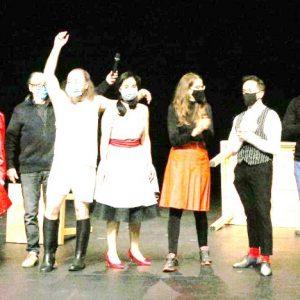 Teatro Amador De Pombal Festejou 45 Anos E Mostra Força Para Continuar A Divulgar A Cultura