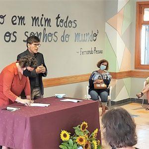 Luísa Pereirinha Tomou Posse Como Diretora Do Agrupamento De Escolas De Soure Até 2025
