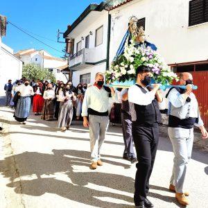 Festa De Nossa Senhora Das Neves No Cercal Realizou-se Apenas Na Vertente Religiosa