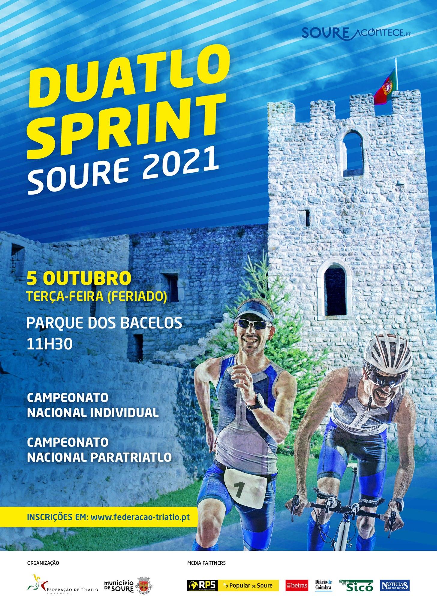 Soure Acolhe Prova Nacional De Duatlo Sprint No Feriado De 5 Outubro