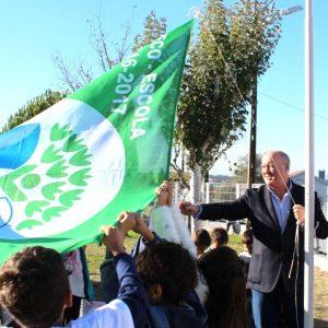 7 Estabelecimentos De Ensino De Soure Distinguidos Com A Bandeira Verde Do Projeto 'Eco-Escolas'
