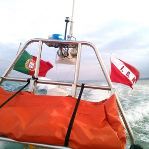 Cidadão Irlandês Resgatado De Embarcação Que Avariou Ao Largo Da Barra Da Figueira Da Foz