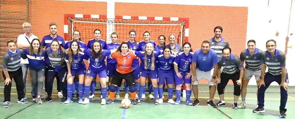Thumbnail Equipa Feminina Norte E Soure