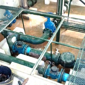 ABMG Investe 600 Mil Euros Em Empreitada Para Tornar Mais Eficaz Sistemas De Abastecimento De Água