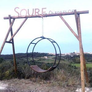 Município De Soure Alarga 'Rota Dos Baloiços' à Freguesia De Alfarelos
