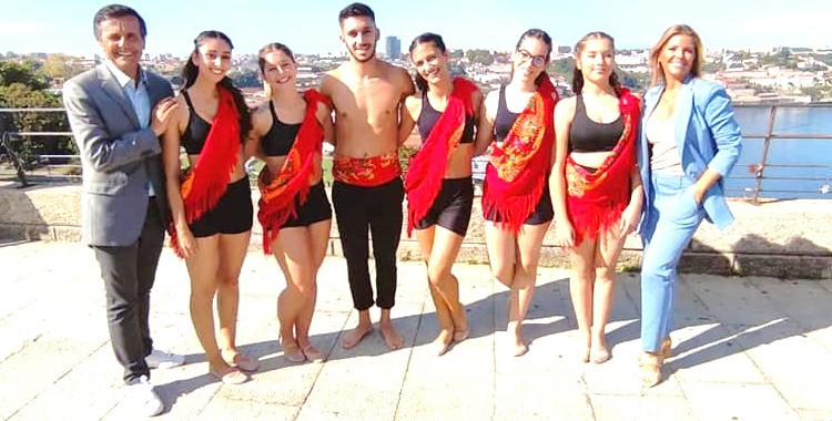 Grupo De Dança 'Osffera' De Soure Recomeça Atividade Participando Em Eventos Marcantes