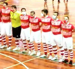 Grupo Desportivo Ulmeirense Lidera Divisão De Honra AFC De Futsal
