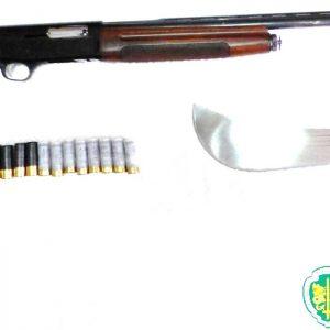 GNR Apreendeu Armas A Homem Que Ameaçava De Morte Ex-companheira No Concelho Da Figueira Da Foz