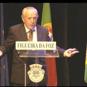 Pedro Santana Lopes Tomou Posse E Anunciou Polo Da Universidade De Coimbra Na Figueira Da Foz